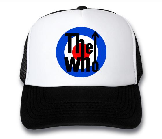 кепки The Who