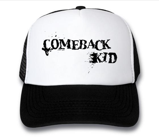 кепка Comeback Kid