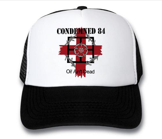 кепка Condemmned 84