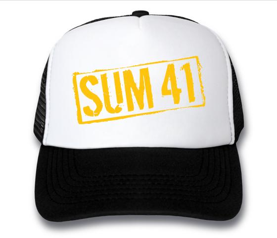 кепка Sum 41