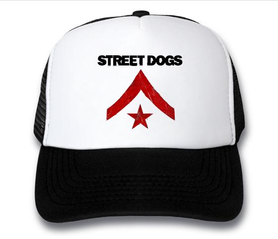 кепка Street Dogs