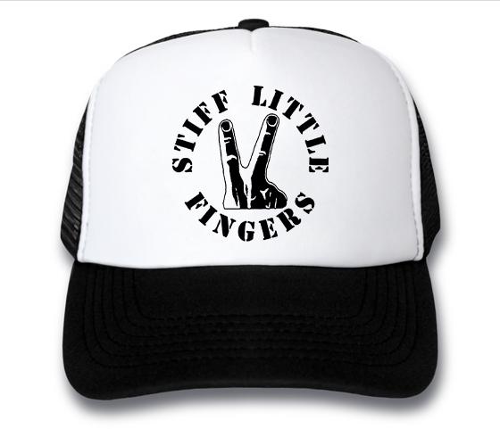 кепка Stiff Little Fingers