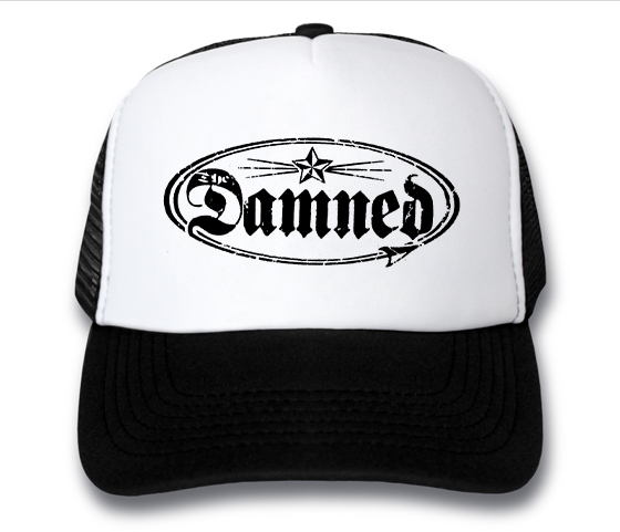 кепка Damned