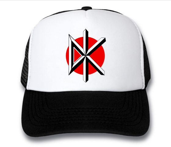 кепка Dead Kennedys
