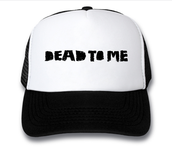 кепка Dead to Me