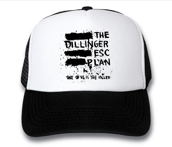кепка Dillenger Esc Plan