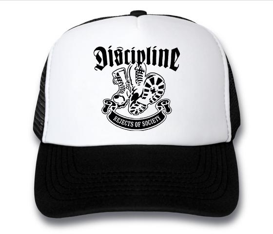 кепка Discipline
