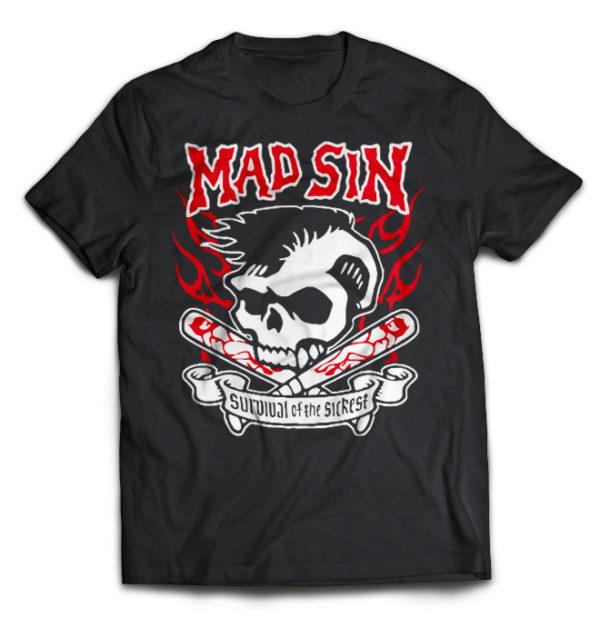 футболка Mad Sin
