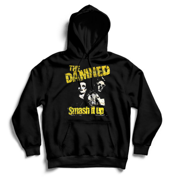 худи The Damned