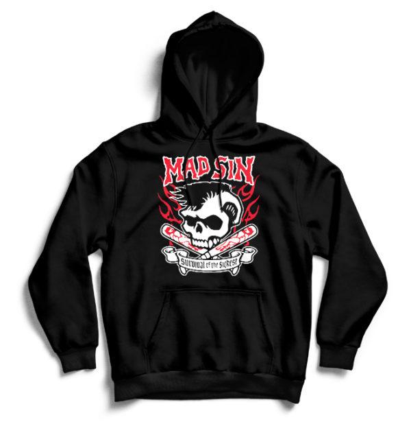 худи Mad Sin