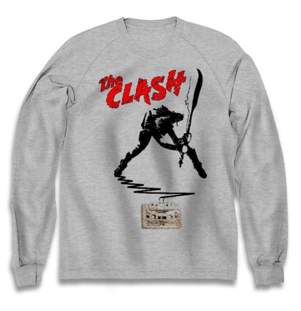 свитшот Clash