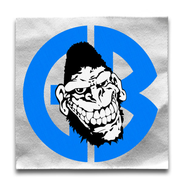 нашивка Gorilla B