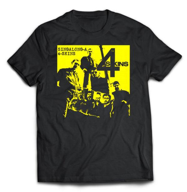 футболка 4 Skins