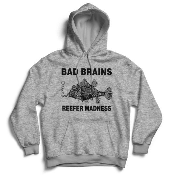 худи Bad Brains