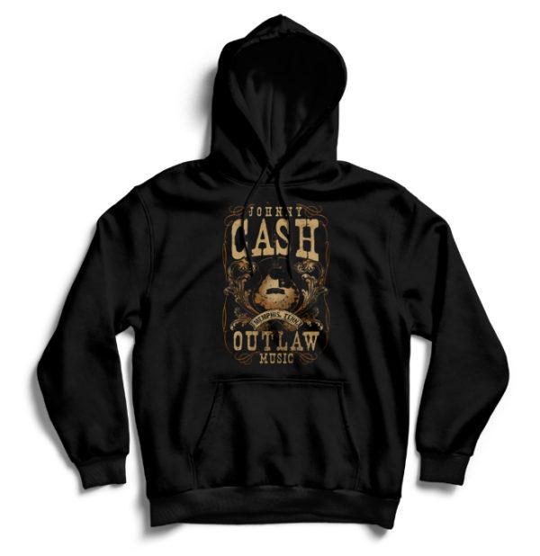 худи Johnny Cash +++