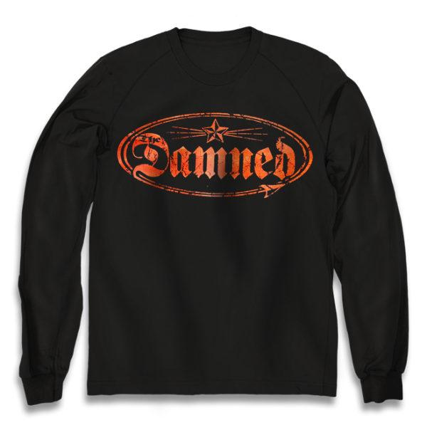 свитшот The Damned