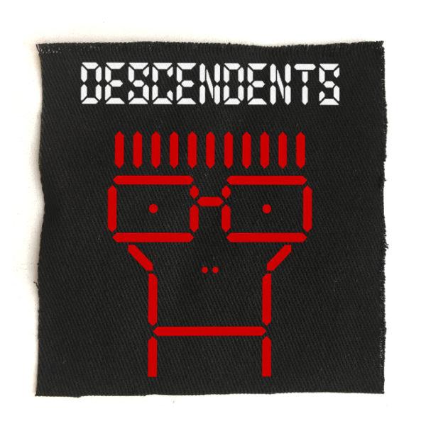 нашивка Descendents