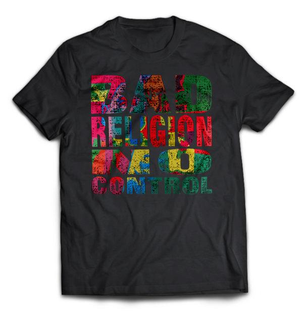футболка Bad Religion