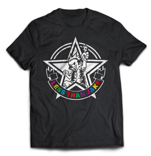 футболка Less Than Jake