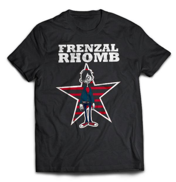 футболка Frenzal Rhomb
