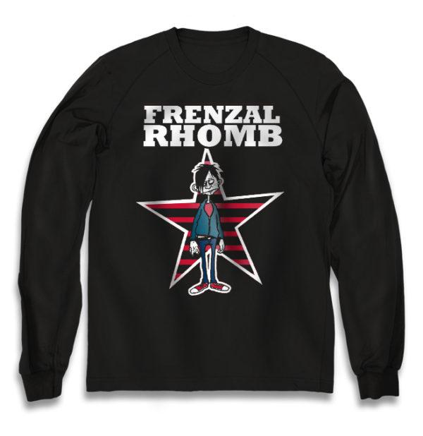 свитшот Frenzal Rhomb