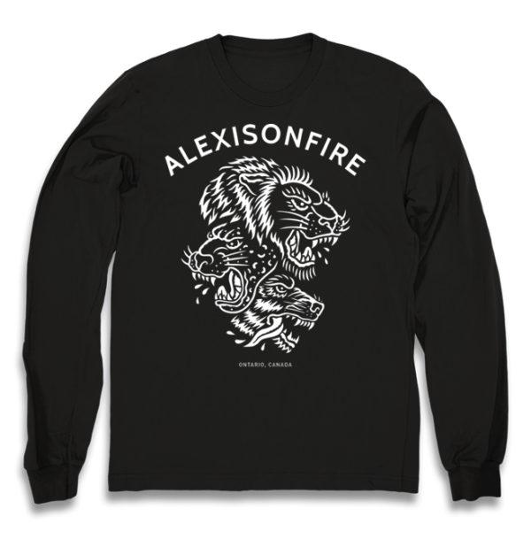 свитшот Alexisonfire