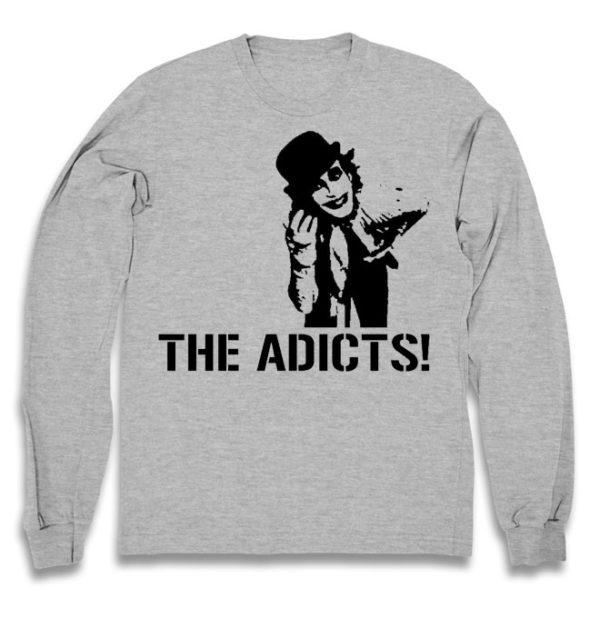 свитшот Adicts