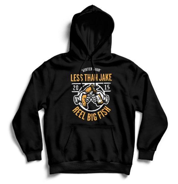 худи Less Than Jake
