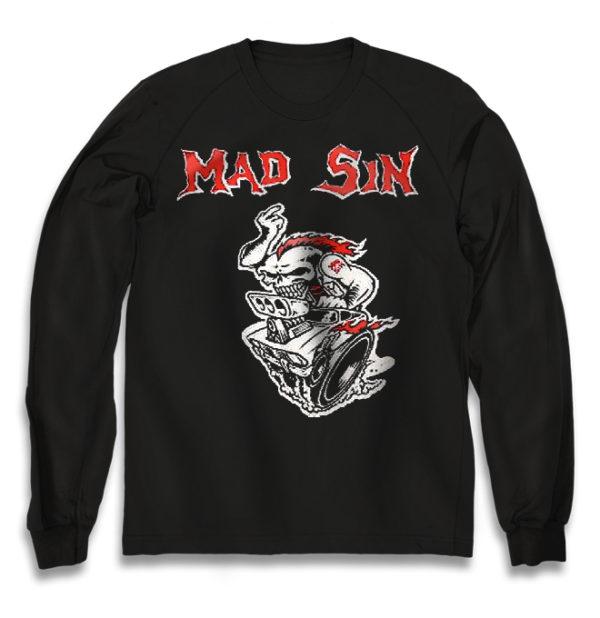 свитшот Mad Sin