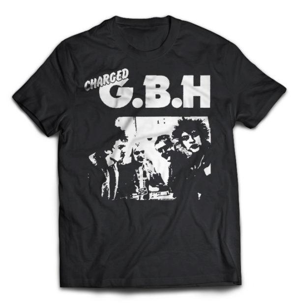 футболка G.B.H