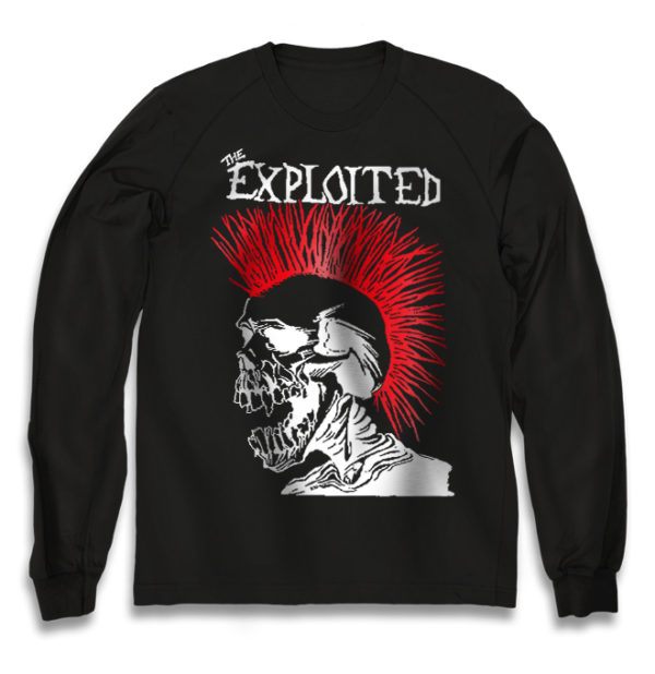 свитшот Exploited