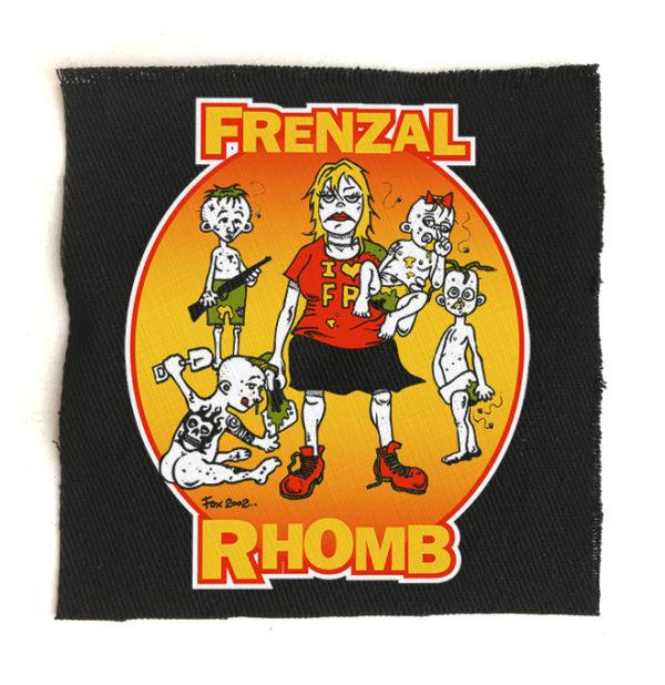 нашивка Frenzal Rhomb