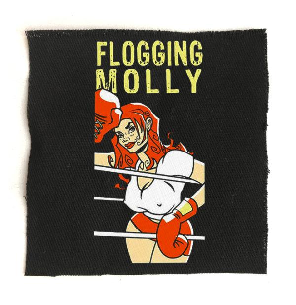 нашивка Flogging Molly