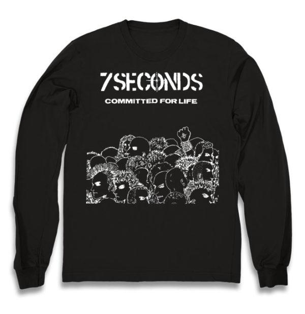 свитшот 7 Seconds