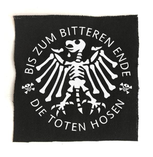 нашивка Die Toten Hosen