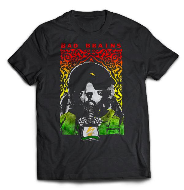 футболка Bad Brains