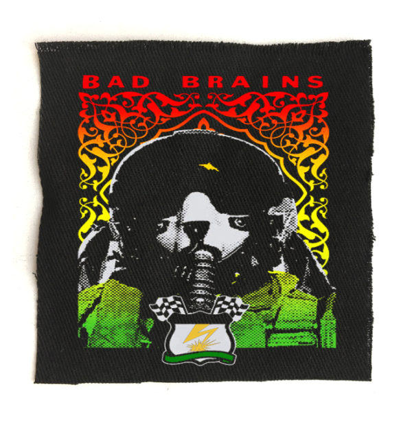 нашивка Bad Brains
