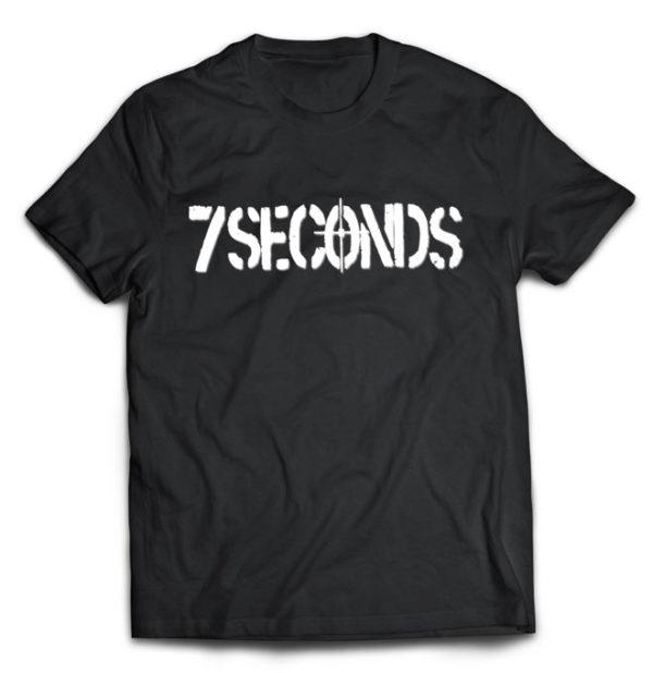 футболка 7 Seconds