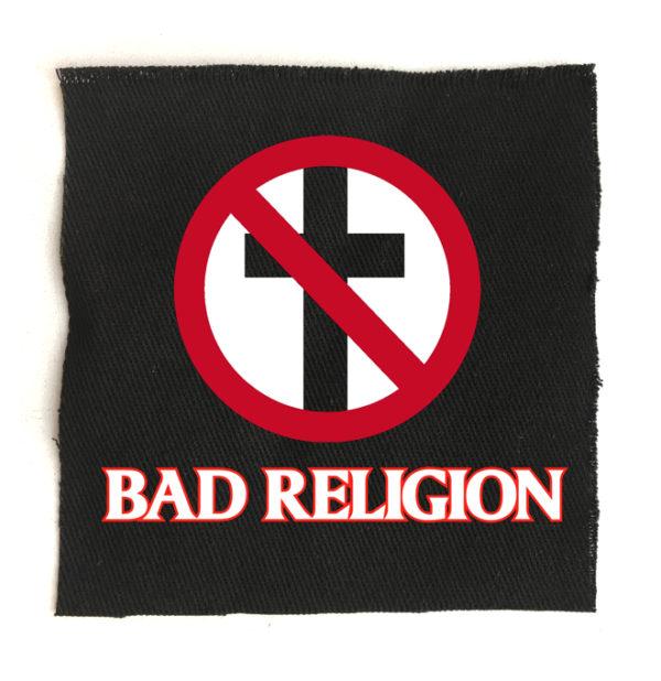 нашивка Bad Religion