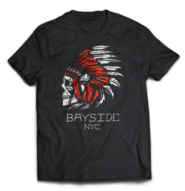 футболка Bayside