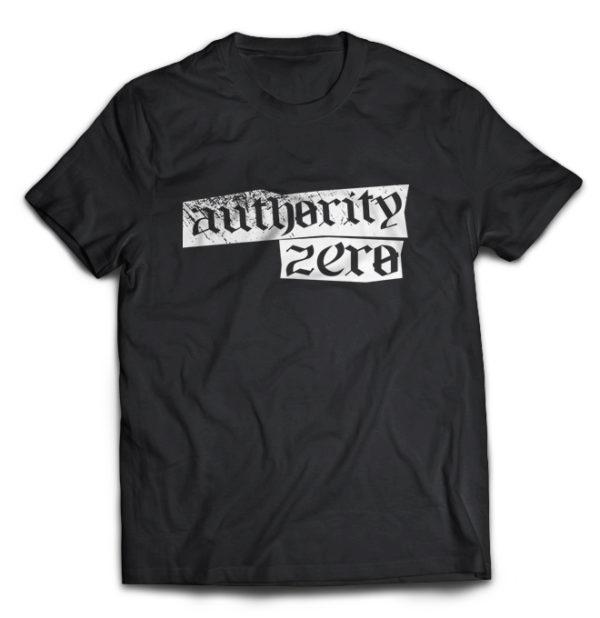 футболка Authority zero