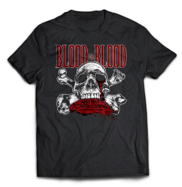 футболка Blood for Blood