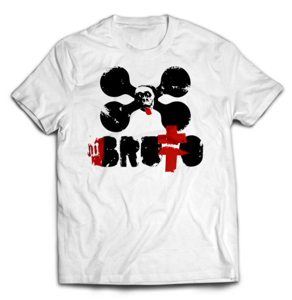 футболка белая Brutto