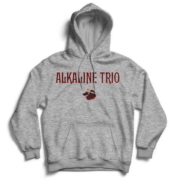 худи Alkaline trio