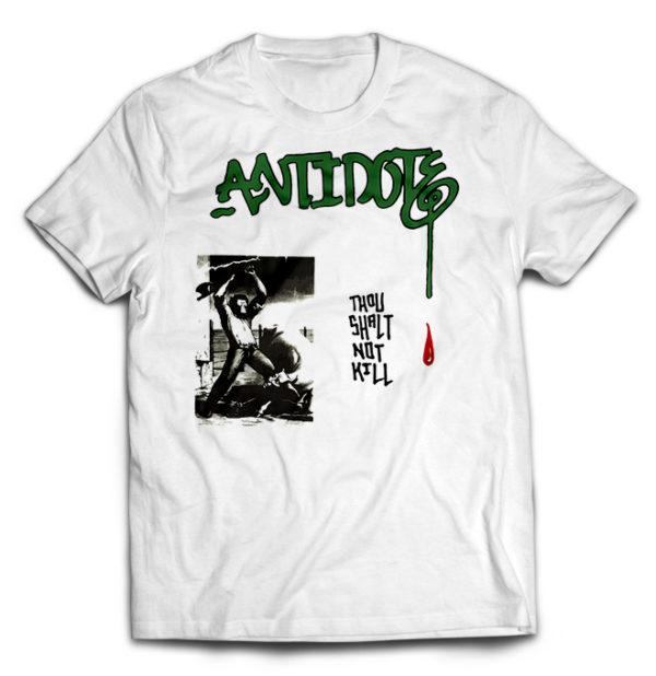футболка белая Antidote