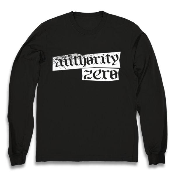 свитшот Authority zero