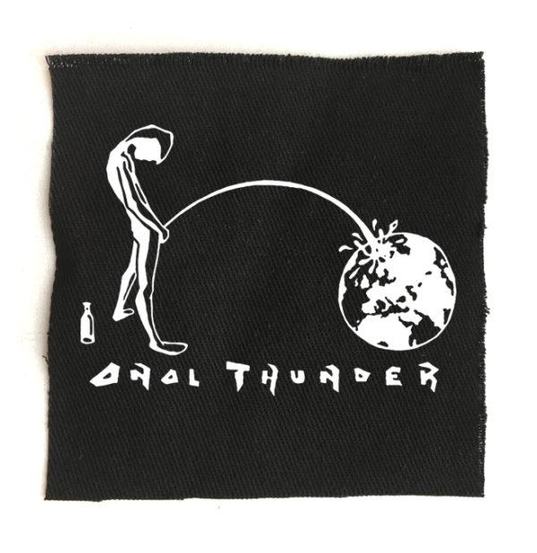 нашивка Anal Thunder