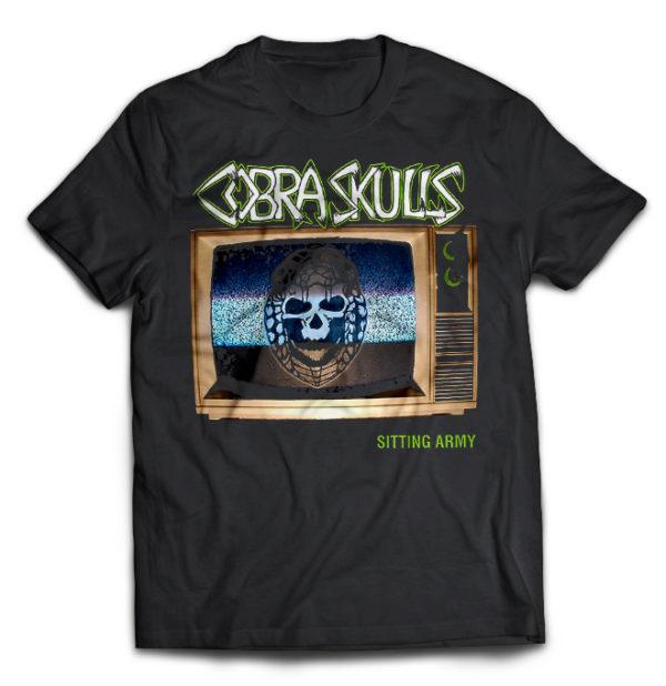 футболка Cobra Skulls