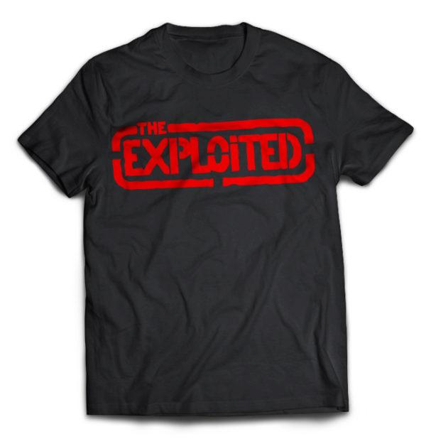 футболка Exploited
