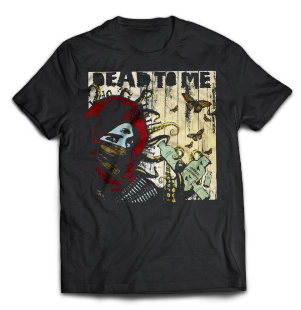 футболка Dead to me
